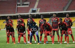 Kotoko head coach Abdul Gazale names starting eleven for crucial ES Setif clash