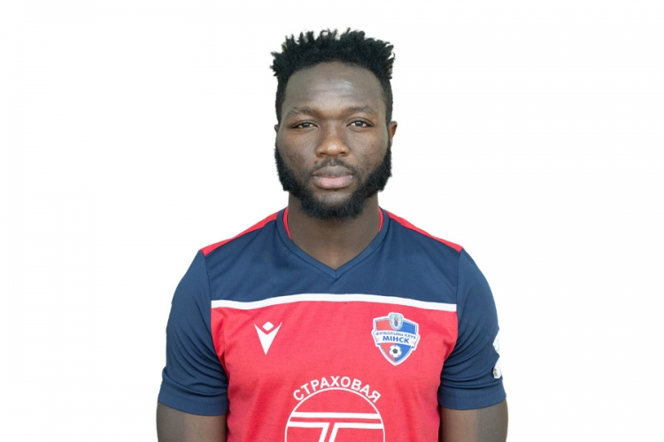 Former Asante Kotoko and CFR Cluj midfielder Muniru Sulley joins FK Minsk