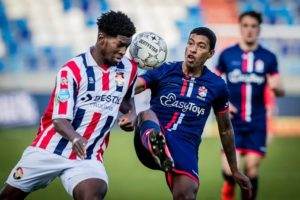 The team is stronger when Okyere Wriedt is playing, says Willem II coach Zeljko Petrovic