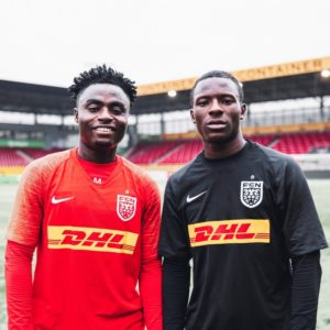 Danish side FC Nordsjaelland sign Ghanaian youngster  Willy Kumado from Right to Dream