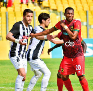 Kotoko crash out of CAF Confederations Cup after losing 2-1 to ES Setif on aggregate