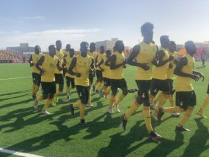 U-20 AFCON: Black Satellites to train at Stade Olympique ahead Cameroon tie on Thursday