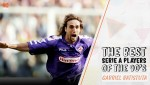 Gabriel Batistuta: The Romeo to Florence's Juliet in the real Italian love story