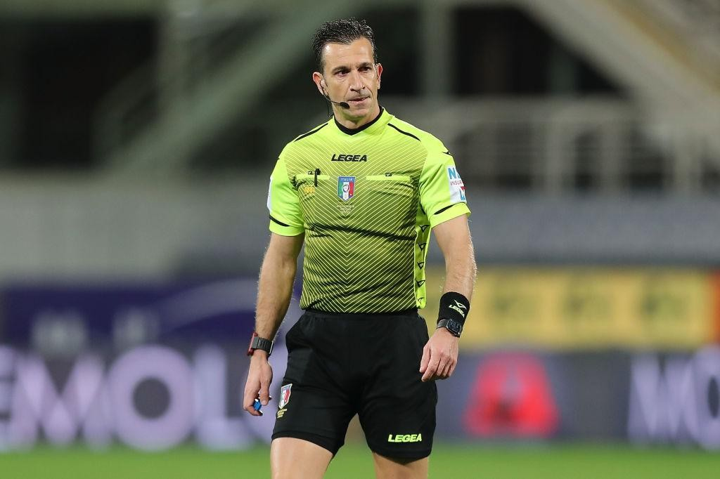 SERIE A TIM, THE REFEREES FOR THE 23RD ROUND