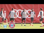 How FC Bayern prepare for Lazio Rome | Re-Live of the final training