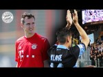 """I hoped this would happen"" - Miroslav Klose about FC Bayern vs. Lazio Rome"