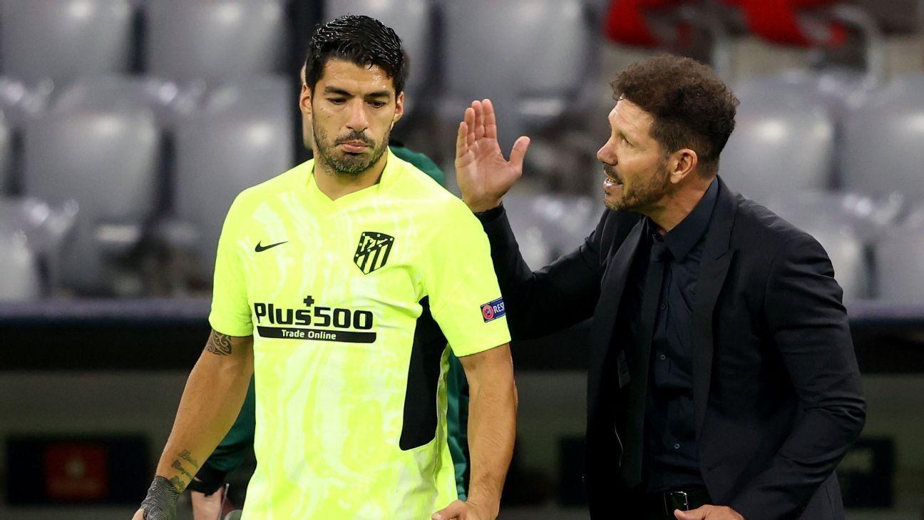Simeone on Chelsea: Suarez can strike fear in any foe