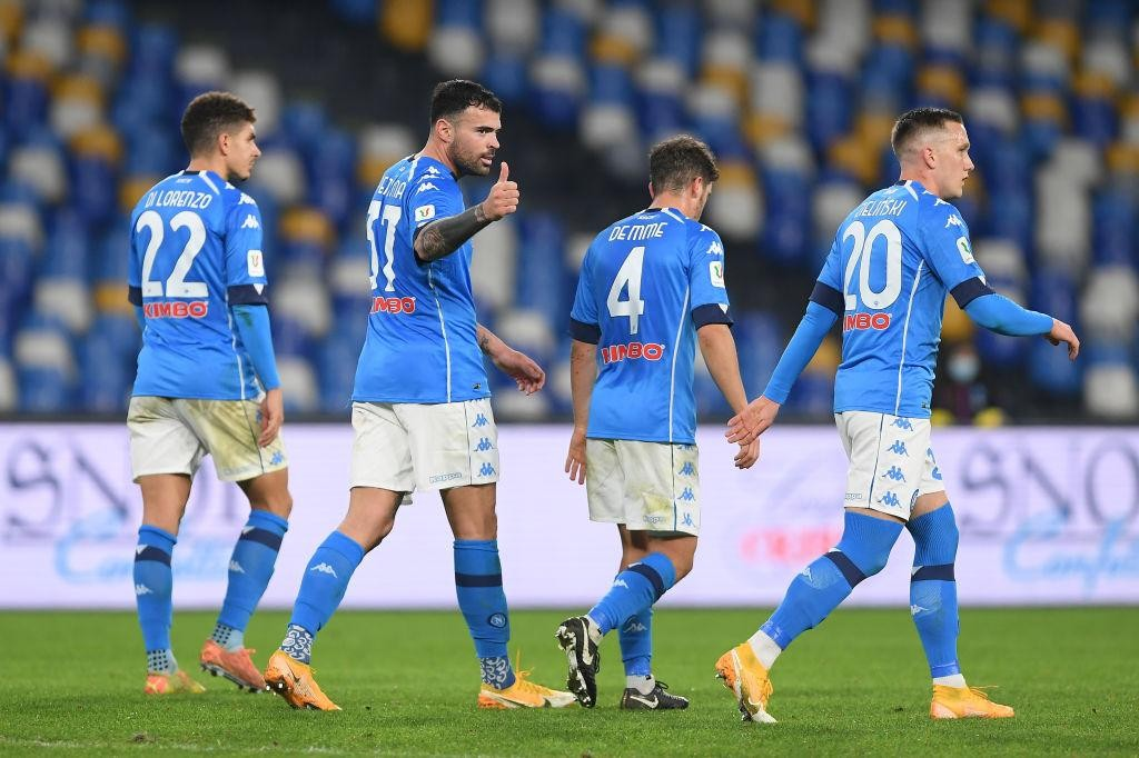 NAPOLI: TRAINING REPORT