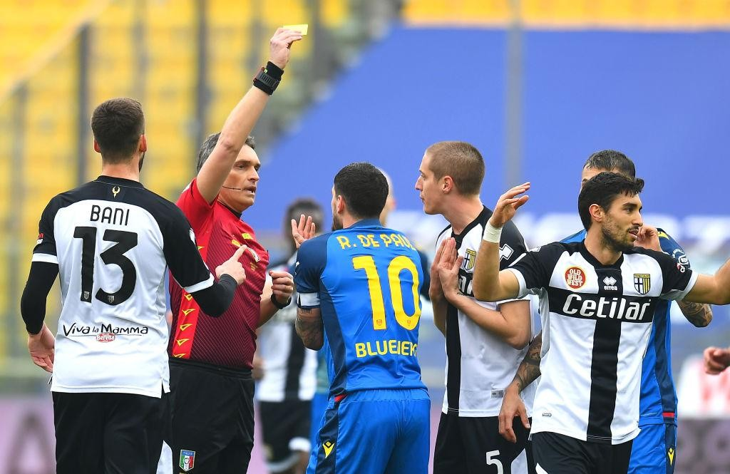 SPORT JUDGE DECISIONS, SERIE A TIM - MATCHDAY 23