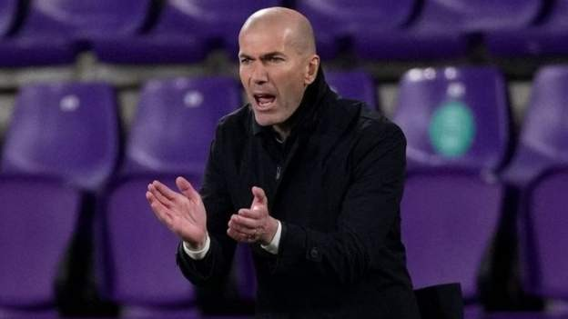 Real boss Zidane will not risk players