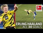 Erling Haaland - 30 Goals Now in Only 32 Games