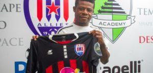 Abdul Nassiru Hamzah returns to Inter Allies from loan