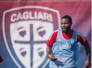 Ghana's Kwadwo Asamoah awaits Cagliari debut ahead of Crotone encounter