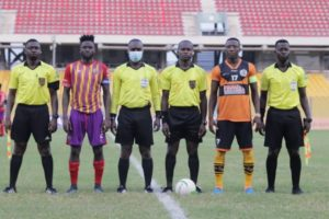 20/21 Ghana Premier League Matchday 13: Wasteful Hearts of Oak fight to draw 1-1 against Legon Cities FC