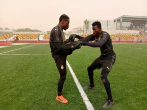U-20 AFCON: Black Satellites to hold double session ahead of Friday's game against Morocco