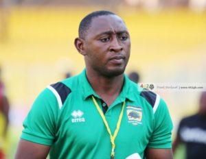 Asante Kotoko to part ways with Abdul Gazale - Reports