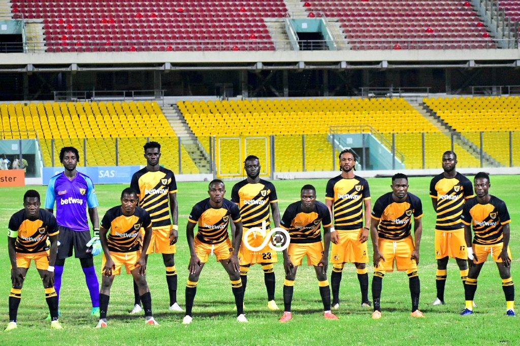 2021 Ghana Premier League: AshantiGold v Ebusua Dwarfs matchday 29 preview
