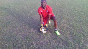 Former Ashgold goalkeeper Frank Andoh reveals how 'juju' affected his career