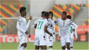 U-20  Afcon: Black Stars to play Gambia again in semi-finals on Monday