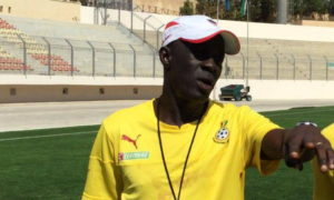 Black Starlets coach Fokuo unperturbed after losing to Morocco in friendly