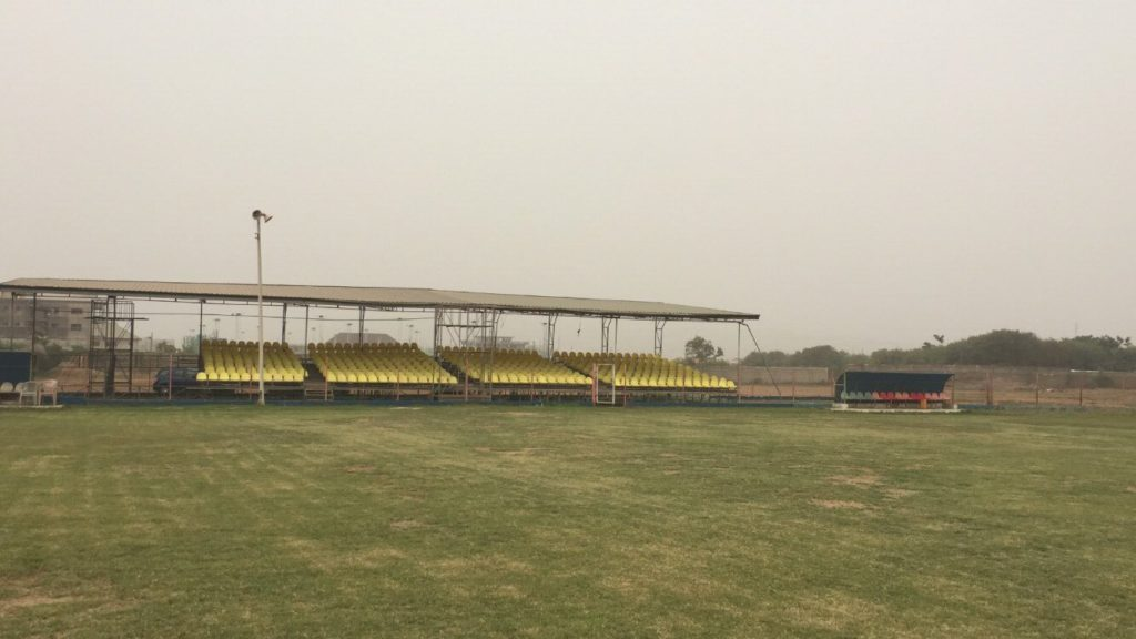 Liberty Professionals barred from using Carl Reindorf Park as home venue
