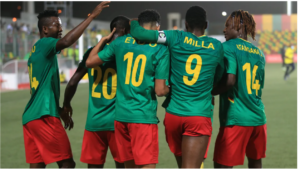 U-20 AFCON: Cameroon face Ghana in mouth-watering quarter final