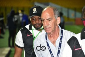 Ashgold SC part ways with Serbian coach Milovan Cirkovic