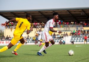 VIDEO: Ashgold SC draw goalless with WAFA in Sogakope in GPL
