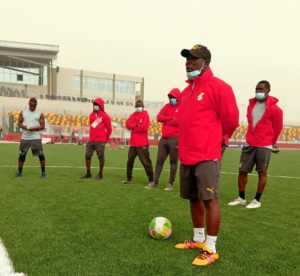 U-20 AFCON: This is a big achievement for me and for all coaches in Ghana - Black Satellites coach Karim Zito