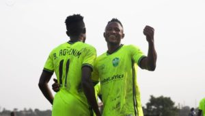 20/21 Ghana Premier League matchday 16: Esso bags hat-trick for Dreams FC in 4-1 thrashing of Ashgold SC