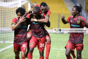 VIDEO: Watch highlights of Kotoko's narrow win against Inter Allies