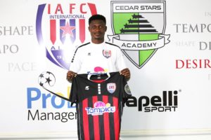 New Inter Allies signing Agyemang Badu open to re-joining Asante Kotoko in the future