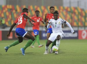 U-20 AFCON: Ghana books quarter-final berth despite losing 2-1 to Gambia in final group game