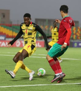 CAF U-20 AFCON: Ghana's Black Satellites draw goalless with Morocco in second game