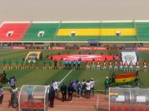 Watch Live: Cameroon v Ghana – 2021 Total CAF U-20 AFCON