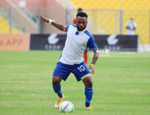 No need to pressure ourselves to win Ghana Premier League - Olympics captain Gladson Awako