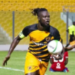 REPORT: Legon Cities sign AshGold striker Hans Kwofie