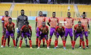 Asante Kotoko v Hearts of Oak – Coach Samuel Nii Noi names starting eleven to face Porcupine Warriors