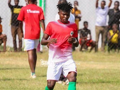 Ibrahim Salifu's move to Hearts of Oak halt as Medeama SC lay ambush in Accra to poach player