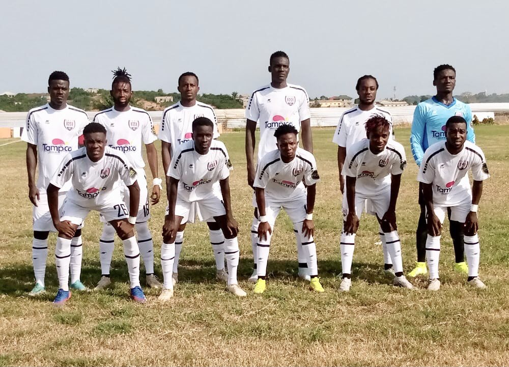 20/21 Ghana Premier League matchday 14: Struggling Inter Allies draw 2-2 with Liberty Professionals