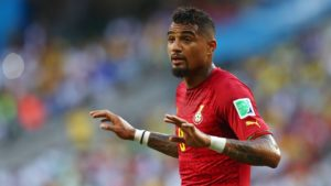 Kevin Prince Boateng to have Hertha Berlin medicals today