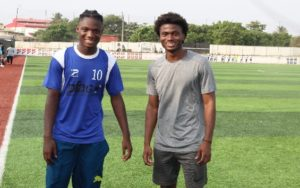 FEATURE: Stepping into the big shoes of their fathers, meet talented Jacob Kingston and Rodney Appiah