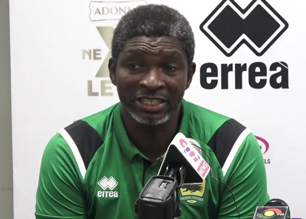 I don't regret sacking Maxwell Konadu – Kotoko CEO Nana Yaw Amponsah