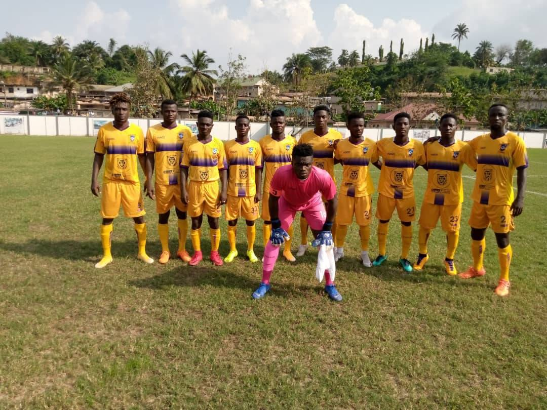 Medeama rebuts fans lock up of players report