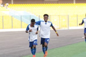 VIDEO: Great Olympics back in top four after beating Elmina Sharks in Ghana Premier League