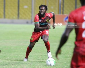 Former Asante Kotoko and CFR Cluj midfielder Muniru Sulley wanted by INTERPOL