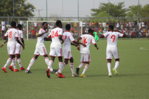 20/21 Ghana Premier League matchday 16: WAFA SC come from behind to beat Karela Utd 3-1