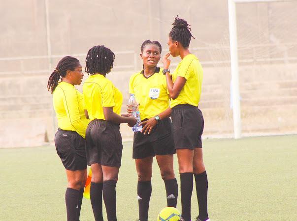 Ghana's Women Premier League: Match officials for week five announced