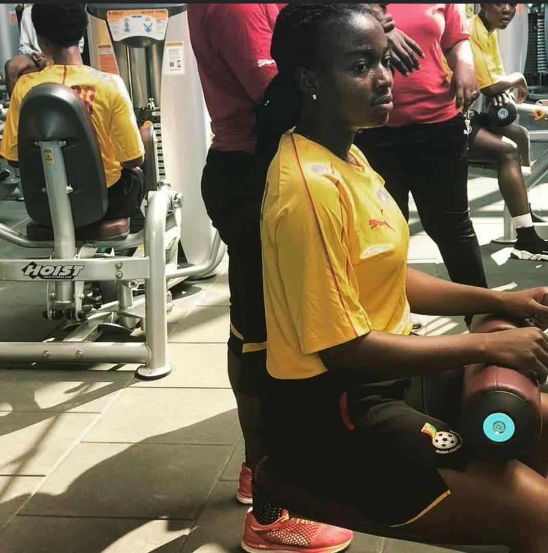 Black Princesses midfielder Barikisu Abdul-Rahman undergoes successful post-surgery review