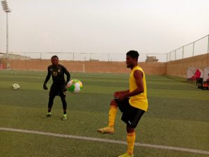 U-20 AFCON: Black Satellites will beat Gambia to seal quarter-final berth - Skipper Daniel Afriyie